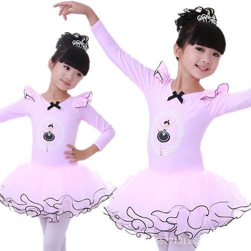 1634d301e Buy Children  39 s ballet skirt girl dancing skirt winter long ...