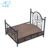 Different design pet bed for dog with metal frame