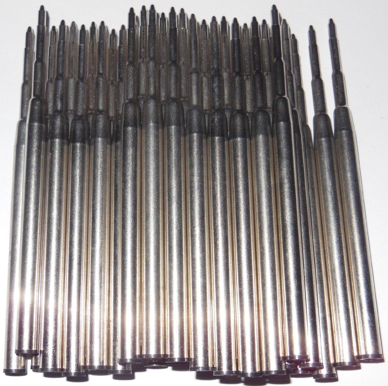 5 - Ballpoint Refills for Montblanc PEN - Black Medium