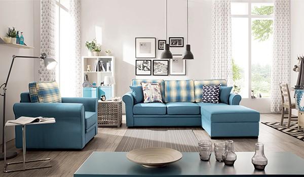 Simple y extractor living room sofa con almacenamiento cómodo sofá