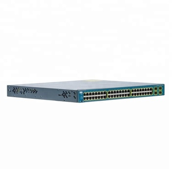 Original Cisco Catalyst 3560 Series 48 Port Gigabit Ethernet Network Switch  Ws-c3560g-48ts-e - Buy Network Switch,Cisco 3560 48 Port Switch,Gigabit