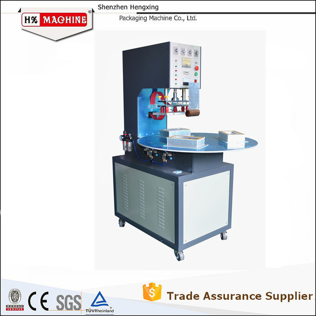 Single Head high frequency blister packing machine with CE