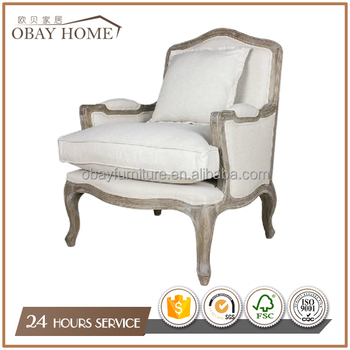 French Style Antique Armchairs Vintage Cottage Deluxe Furniture