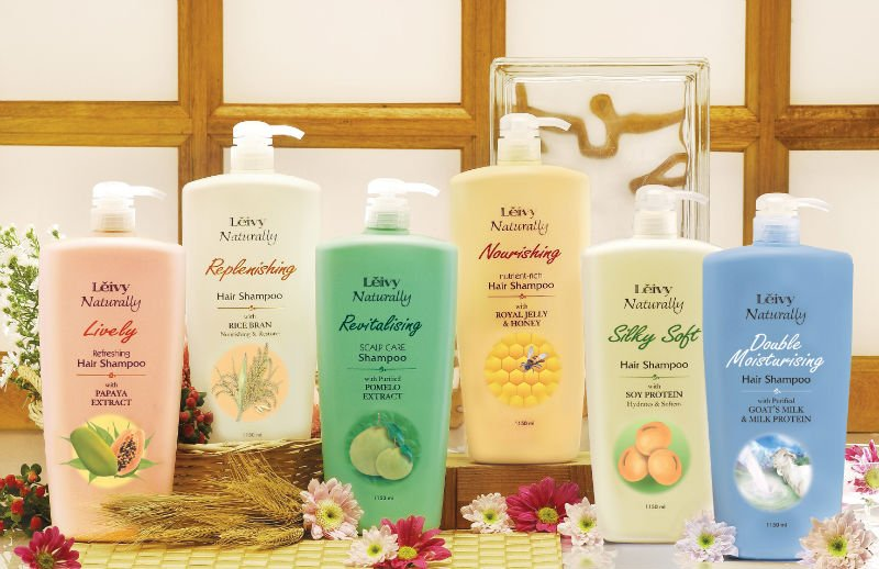 Leivy Naturally Hair Care Products