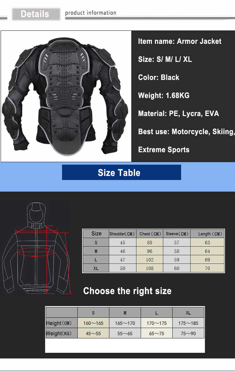 Body Armor Jacket 3