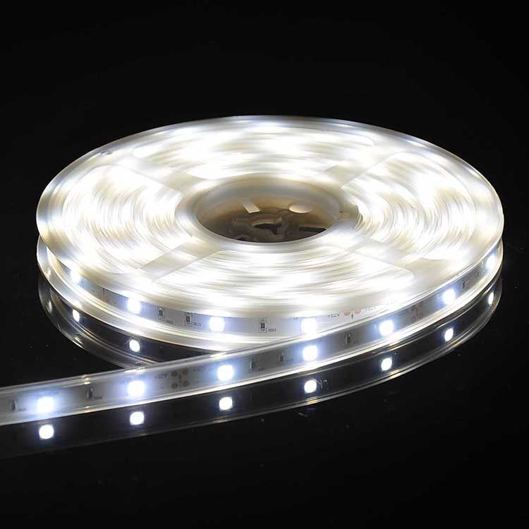Jishang Rohs Smd 3014 Silicone Tube For Led Strip 10Mm Running Round Led Strip