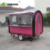 Wanda CE mobile food / mobile hot dog cart / mobile food cart with wheels