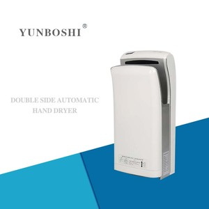 New Automatic Double Side High Speed Electric automatic airblade hand dryer