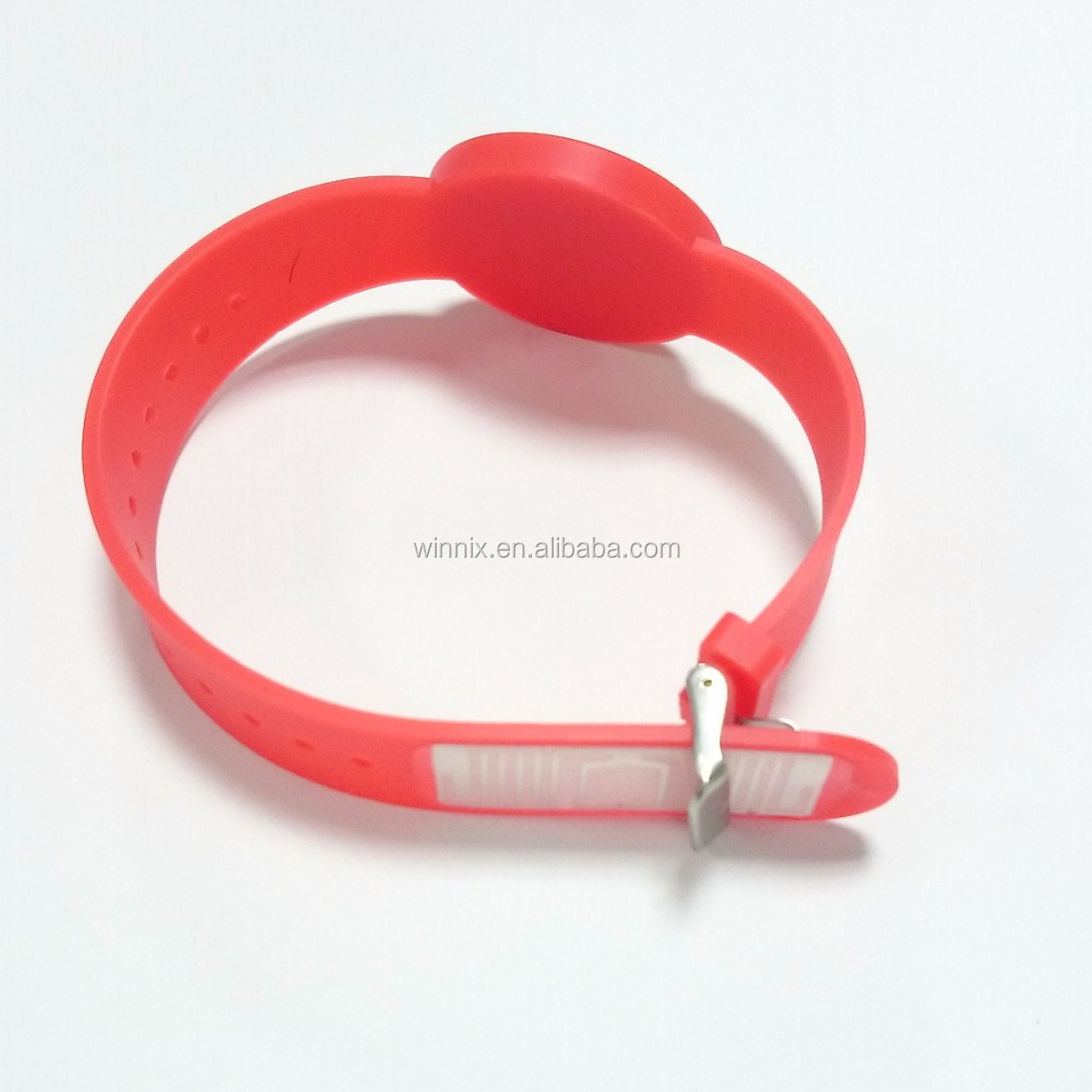 pools waterproof wristband tag rfid for nfc swimming pin park proximity bracelet water