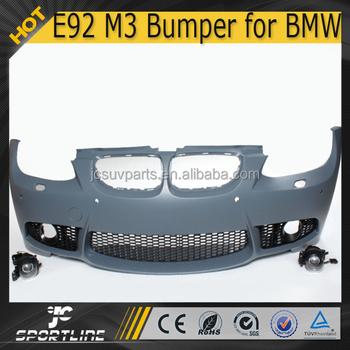 Pp M3 Front Bumper For Bmw M3 E92 View M3 Bumper Jc Sportline M3