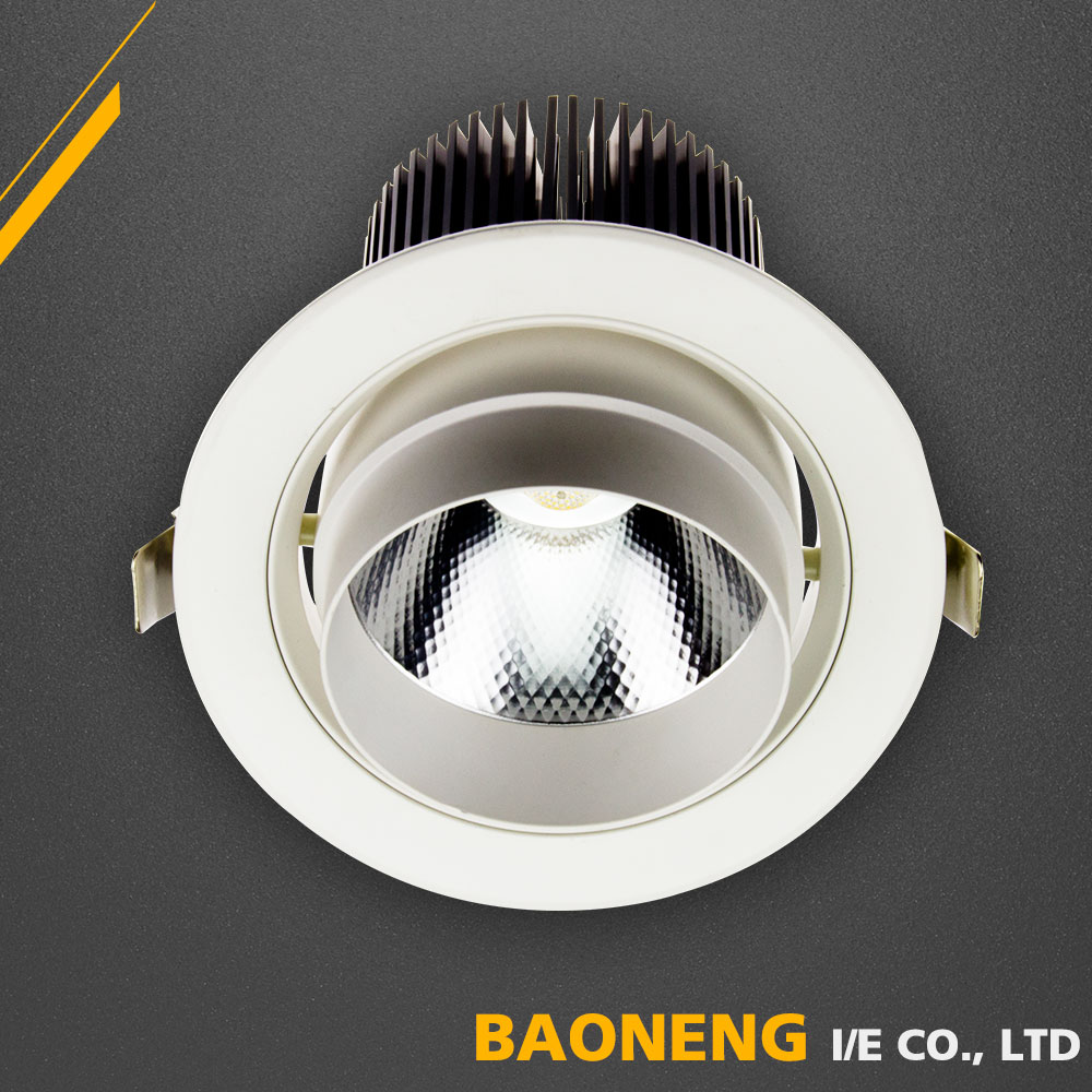 China Factory Price CE,SAA,Rohs Certification New 40W Big Led Spotlight