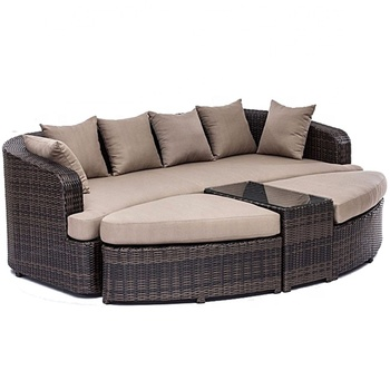 Lounge Comfortable Sectional Sofa Sets For Lobby With Outdoor Furniture Cushions
