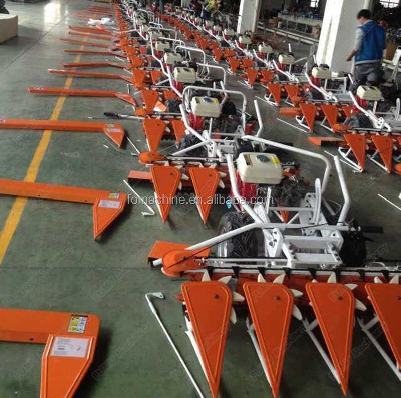 China Professional Supplier Green Mung Bean Harvester
