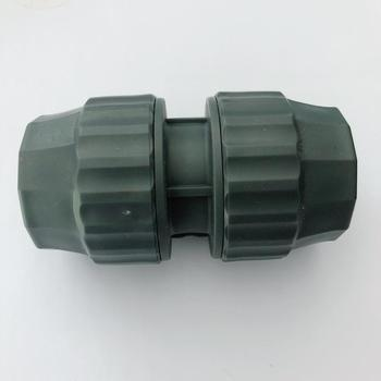 HDPE compression fittings
