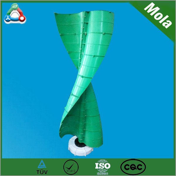 100w ce rohs goedgekeurd lange levensduur 200w 300w verticale as windturbine - Mini eolienne verticale ...