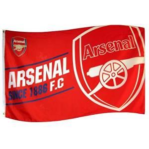 Official Arsenal FC Flag ES