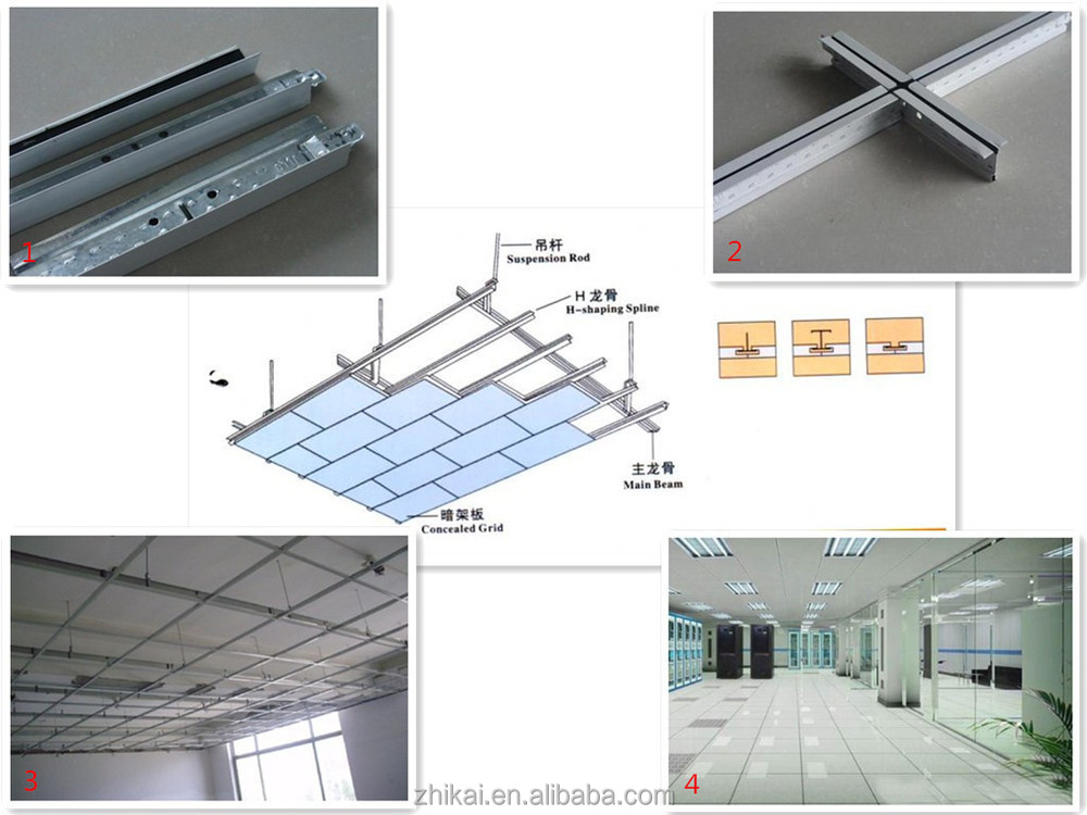 China Suspended Ceiling Grid Lowes Ceiling Beams For Sale