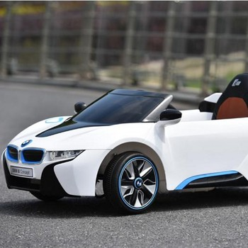 Hot Selling Best Quality Bmw I8 Licensed Mini Toys For Kids Baby Car