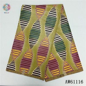 AW61116- (106) good designs vogue brand 100% cotton wax print fabric african style