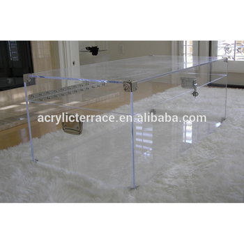 Lucite Coffee Table.2011407125 Clear Acrylic Trunk Lucite Coffee Table Buy Acrylic Side Table End Table Lucite Coffee Table Product On Alibaba Com