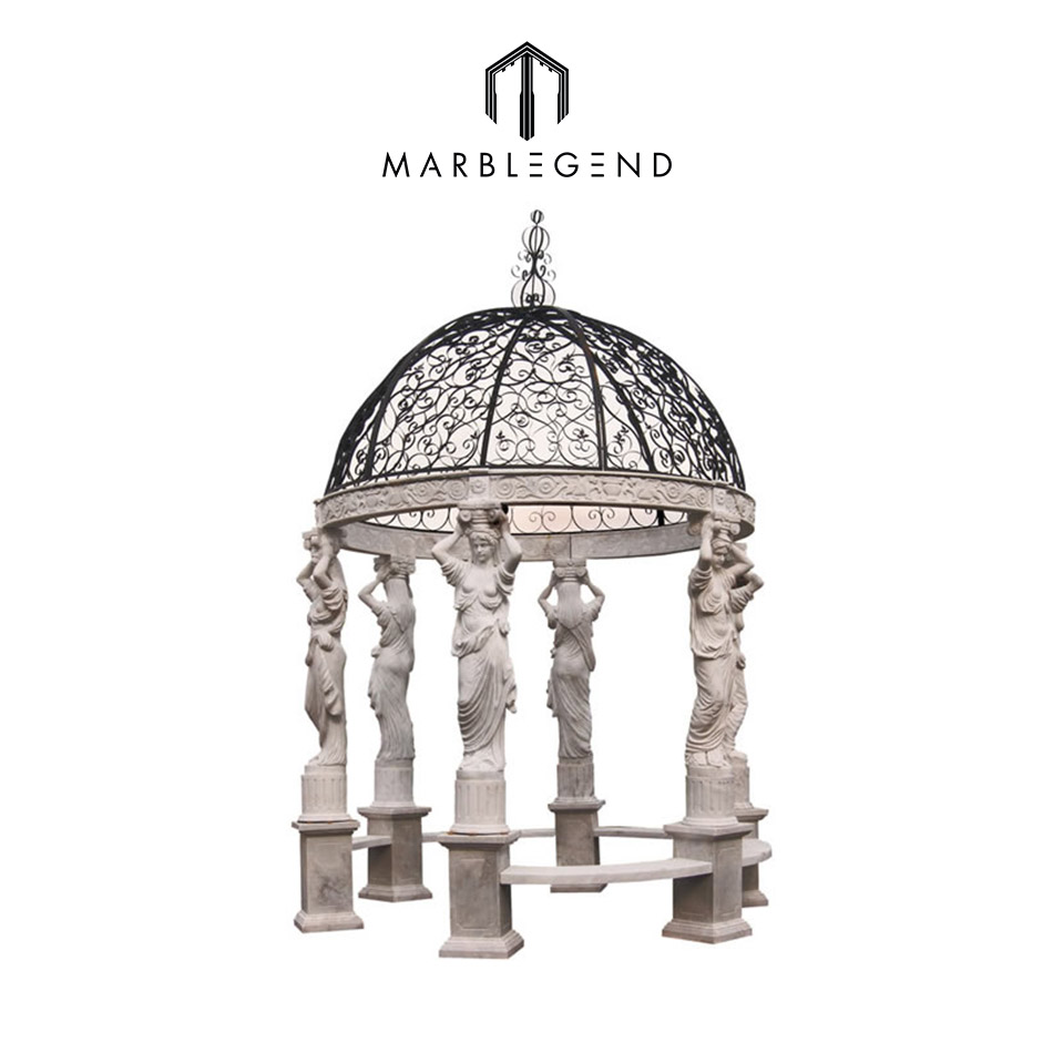Best Price garden marble gazebos