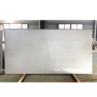 French grey cararra marble slabs quartz stone