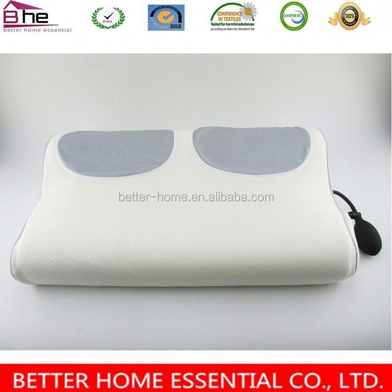 Molded Memory Foam Air Chamber Meditation Pillow