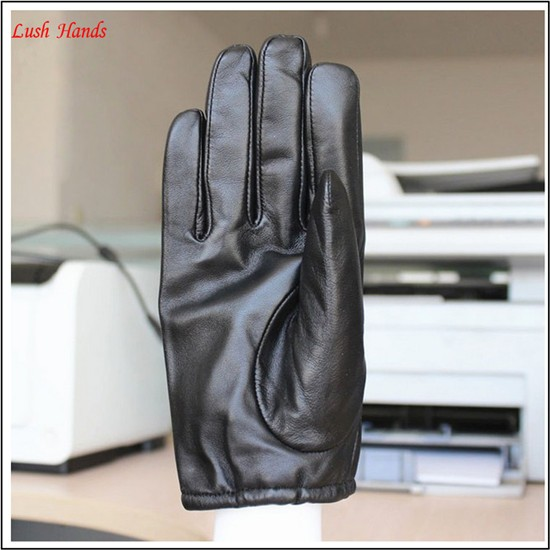 Men's100% genuine leather driving hand Gloves