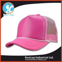 New inner tape oem mesh trucker cap