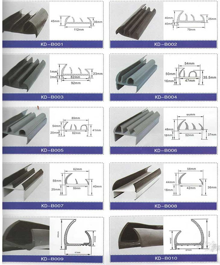 Shipping Container Rubber Door Seals For China Buy