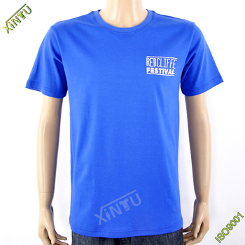 China Factory Blank T Shirt Price Blue White Green Yellow For ...