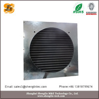 2014 NEW ac air cooled aluminum cold storage condenser coil