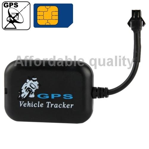 Рекомендуется! Новые в режиме реального времени корабля автомобиля кросс-кражи фунтов / SMS / GPRS GPS устройство слежения