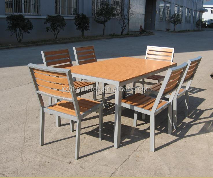 Patio Garden Outdoor Polywood Furniture Dining Set Furniture  Poly wood Furniture