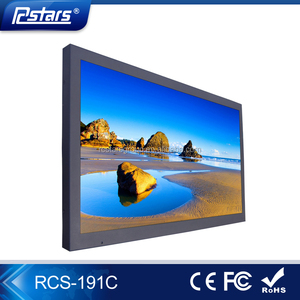 19 inch small size elevator/bar lcd advertising screen/LCD ad player(RCS-191C)