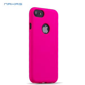 Competitive Price professional Rubber coating TPU phone accessories, cell phone cover
