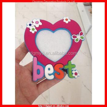 Best Friends 3d Photo Frame For Kids (myd-1542) - Buy Photo Frames ...