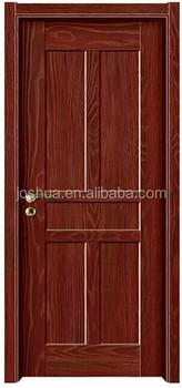 5 Panels Shaker Interior Wood Doors