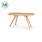 Room Dinner Table Bamboo Coffee Table Wholesale Custom Natural Bamboo Living Room Tea Coffee Dinner Table