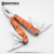 Aluminum handle multi-color stainless steel combination pliers