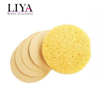 Manufacturing Process Cosmetic tools Gentle Magic Organic Natural Skin Care facial Compressed cellulose cleaning Sponges