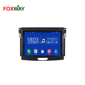 RGR901 All-in-one güvenli sürüş çözümü android araba radyo sistemi ile carplay 360 kamera TPMS Ford için ranger Ford Everest için