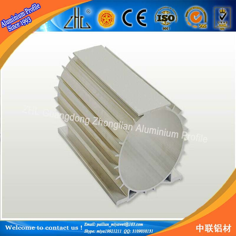 China Supplier Aluminum Circular Heat Sink,Led Aluminum Extrusion ...