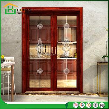 Double Glazing Aluminium Sliding Door Soundproof Used Exterior