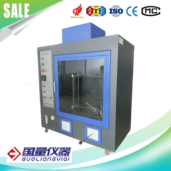 Horizontal/Vertical Flame Chamber, Flame Retardant Test Equipment