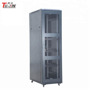 45u server rack cooling server cabinet network rack cabinet