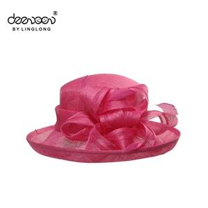 3949cb5747 Pink Church Hat
