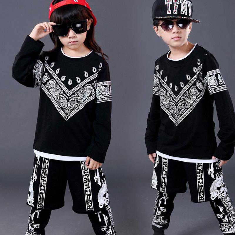 Online Kaufen Großhandel kinder hip hop kleidung für aus ...