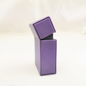 Mini leather paper Box Luxury Cosmetic Box Packaging