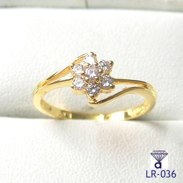 Wholesale Ladies Ring Women Ring Wedding Ring Engagement Ring Gold